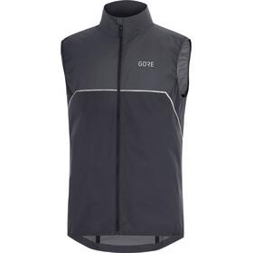 GORE WEAR R7 Partial Gore-Tex Infinium Vest Men black/terra grey
